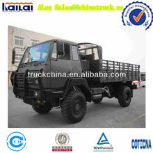 SINOTRUK CHINA TRUCK 4x4Trucks 4x4 Off Road Military Truck Van 4x4 Army Truck