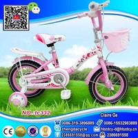 Cheap Kids bikes for 3 5 years old girl/CE certificate
