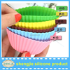 Highly Welcomed FDA & LFGB grade collapsible silicone cake mould
