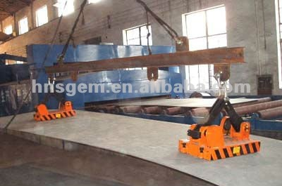 2000kg Permanent Automatic Magnetic Lifter