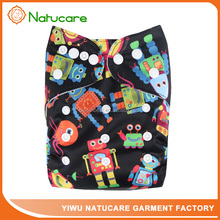Reusable Bamboo Cotton Cloth Diaper