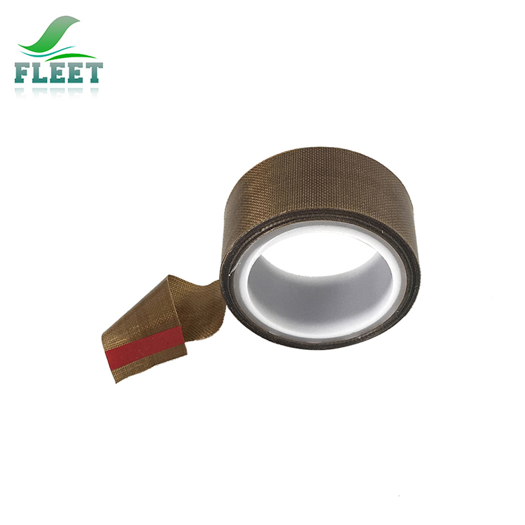 High temperature heat resistant PTFE  coated adhesive tape price