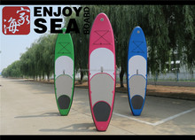 2016 Colorful OEM surfboard type inflatable stand up paddle board motorized surf board new design paddle board