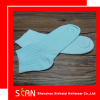 custom italian design hand cotton knitting socks imported from china