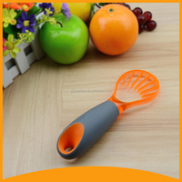 actinidia berry tools/promotional kitchen kiwi digging fruit tool vegetable cutting tool