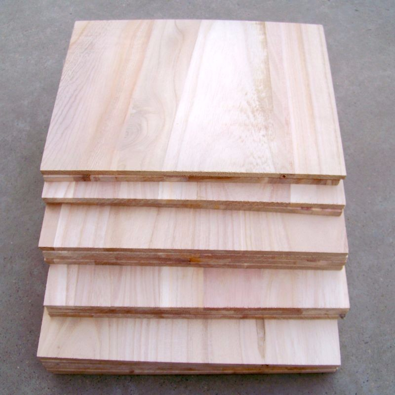 Low Price Paulownia Taekwondo Wood /Paulownia Wood Boards