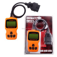 Autophix OM123 OBD2 EOBD CAN Hand-held Engine Code Reader Multi Language Auto Diagnostic Scanner