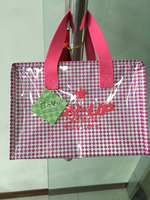 BYGT-1572 cangnan Boyu daily-used pp non woven lamination pvc fashion pp non woven shopping tote bags