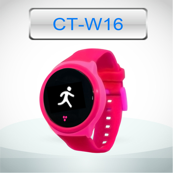 kids sport watch interactive with APP bluetooth
