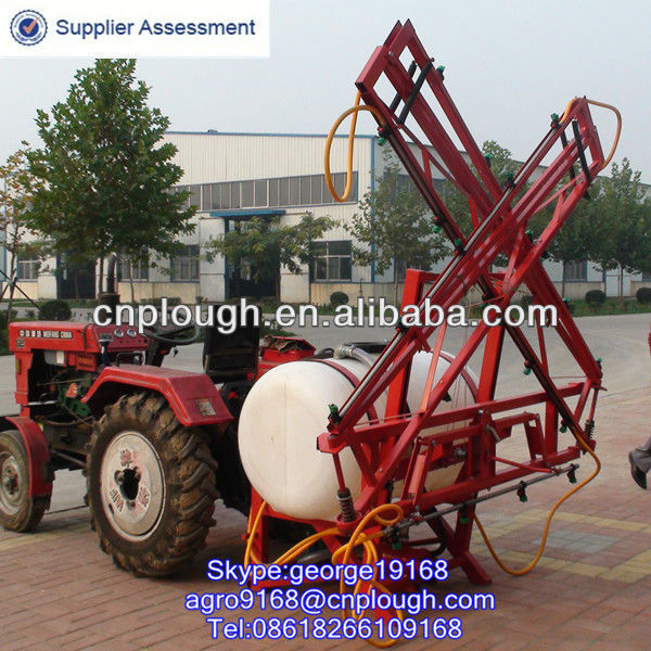 Farm machinery tractor mounted power sprayer for sale
