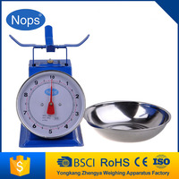 made in china With 201# stainless plate mechanical counter scale