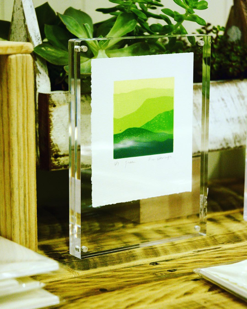 collage 4x6 acrylic frameless magnetic picture frames