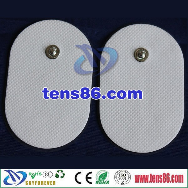 Electrode pads for shoulder pain reduce