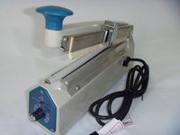 blow fill seal machine SF200AC With Edge Cutting heat sealer seal packing machine