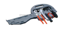5pcs anchor setting tool,professional manicure pedicure tool sets ,KL-12221