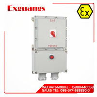 Explosion-proof miniature circuit breaker(ip65 IIC IIB)