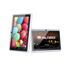 wholesale cheapest 7 inch tablet pc wifi allwinner a33 quad core tablet pc for alibaba best seller