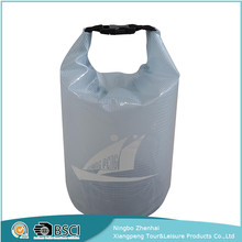 pvc perfect waterproof dry bag for swimming drifting