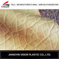 china supplier new products synthetic leather fabric