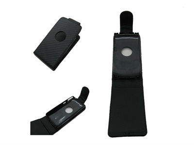 wholesale Leather Case with pc Holder for sony ericsson U5 VIVAZ