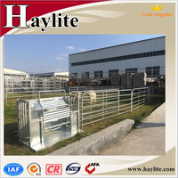 Australia /New Zealand Farm supply farmer use Portable Sheep Yards