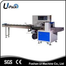Foshan Factory Multifunction Horizontal Form Fill Seal Packaging Machine ice lolly flow packing machine