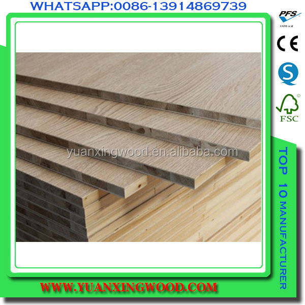 100% formaldehyde free mdf core melamine faced plywood