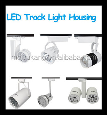 2 Line 3 Line 4 Line Circuit Track 1m,1.5m,2m,3m Led Tracking Rail, Led Track Lighting