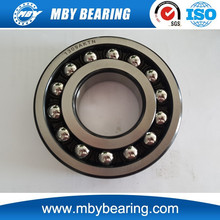 Factory Price steel cage Self aligning ball bearing 1300