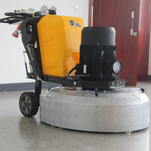 JS Planetary concrete grinding cost, walk behind concrete grinder, grinding and polishing concrete,