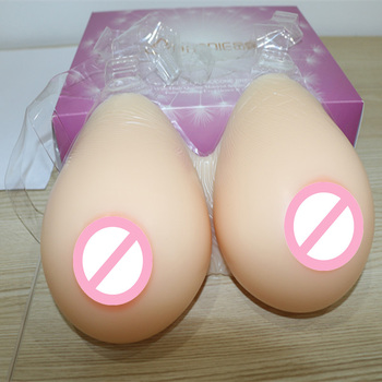 ONEFENG Big Artificial Boobs Silicone Breast Forms for Unisex LTD Shape the Perfect Curve 2000g/pair