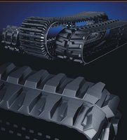 280x106Y rubber track for Yanmar