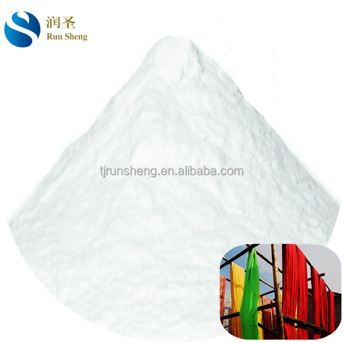 Textile printing dyeing Grade CMC Reactive dyes printing disperse dye printing thickener