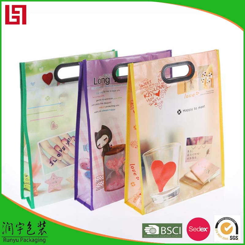 2017 New design Pendoo T95z plus 2G 16G paper shopping bag with satin handles