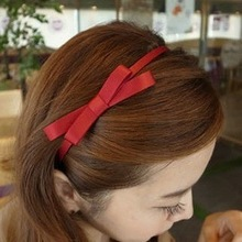 The New 2014, Europe and the United States, fashion simple bow hair band wholesale.