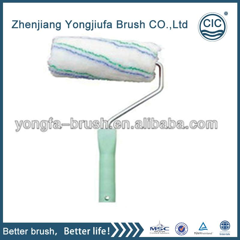 New design decorative paint brush and rollers with great price