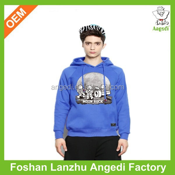 2014 new hoodie jeans jacket with personalized logo