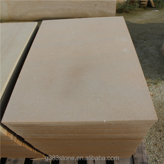 natural yellow sandstone Slab/pave stone/column