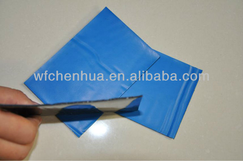 self-adhesive asphalt membrane for roofing