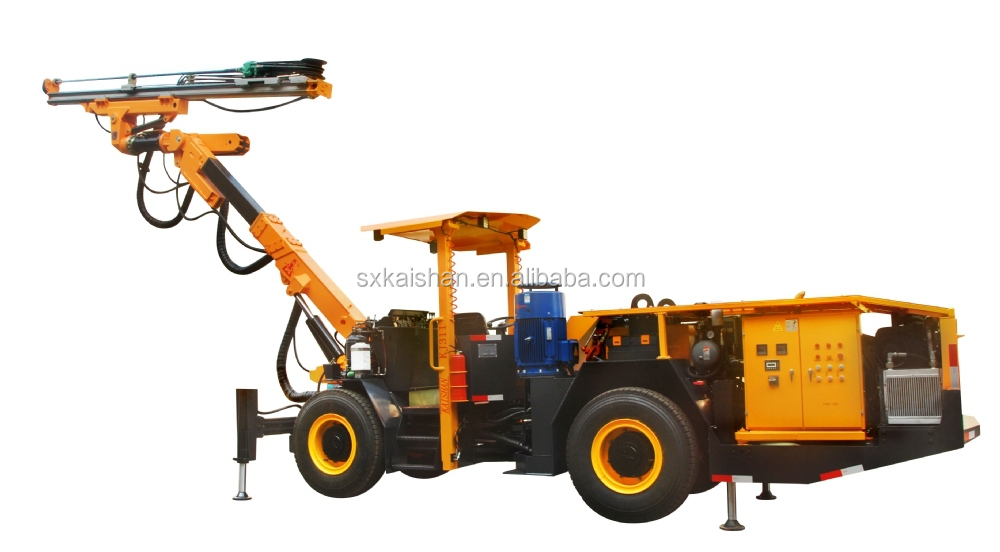 Hydraulic power hard rock drilling rig machine for sale