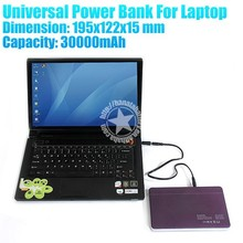 30000mAh Super Smart Charger PowerBank for Laptops Tablets Mobile Phones Made in China