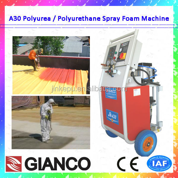 2016 Jinke PU Spray/Injection Machine CE Certification Polyurethane Foam Scrap