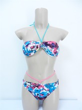 Alibaba China Supplier latest beautiful swimming costumes for ladies,cotton swimming suit