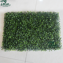 factory grass mat cheap artificial boxwood panel for sale