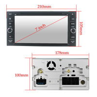 Quad-Core Android 4.4 Car DVD radio for Toyota Land Cruise 1998-2007 with steering wheel control GPS 3G Wifi mirro link OBD TPMS