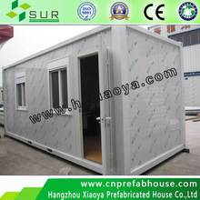 New type ready made wall panels expandable prefab container house