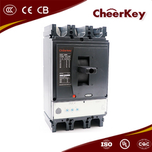 china manufacturer CNSX 400N 3 phase mccb 220v circuit breaker with nice quality
