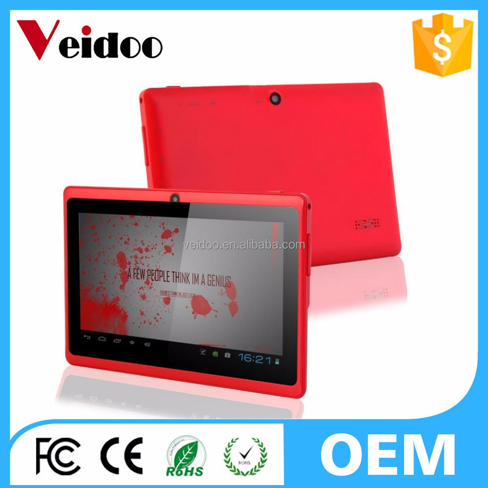wifi android pc 7 inch quad Core wm-8880-mid tablet pc
