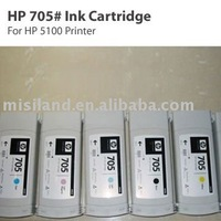 HP705 genuine quality inkjet cartridge for HP 5100 format Printer plotter