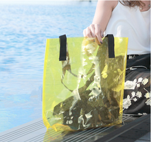 promotional gift ideas rubber/pvc beach bag(SD-BB-032)